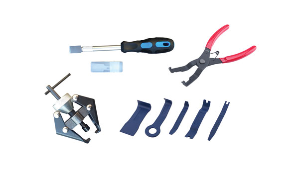 Additional Auto Glass and Panel Removal Tools - Cover Photo